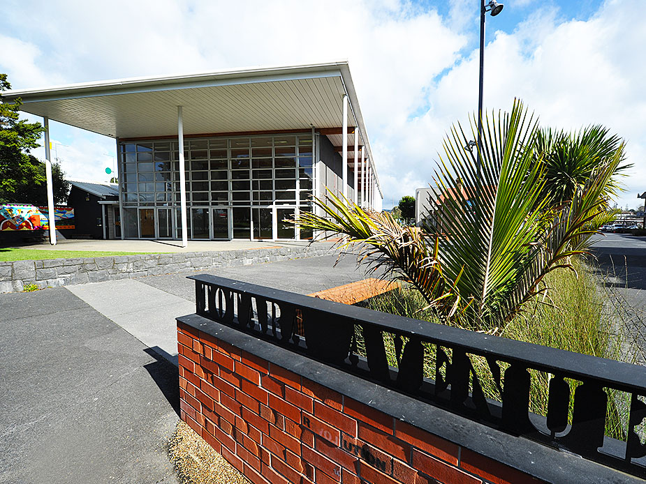 New Lynn Community Centre Exterior 2