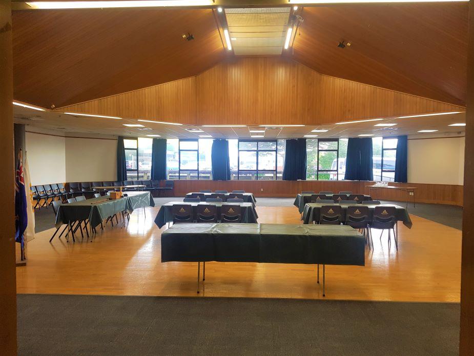Otahuhu Town Hall Community Centre - Main Hall
