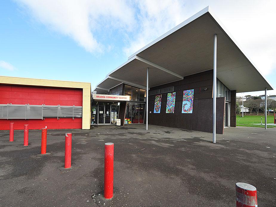 Oranga Community Centre Exterior