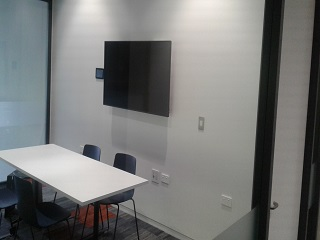 Small meeting room (situated on level 2)