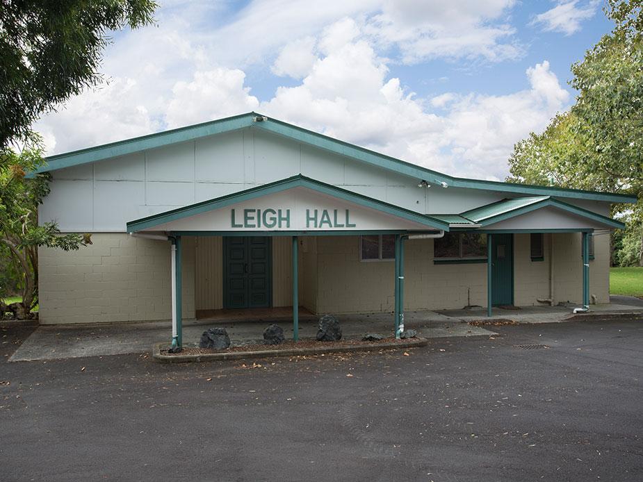 Leigh Hall