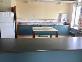 Karaka Hall - Kitchen