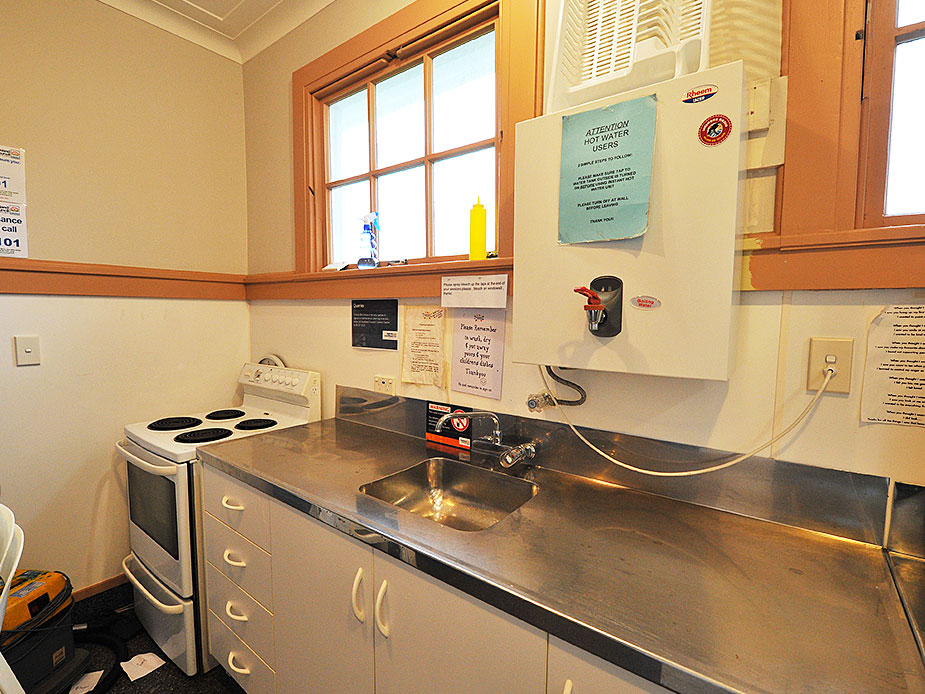 Old Blackpool School Hall Kitchen 2