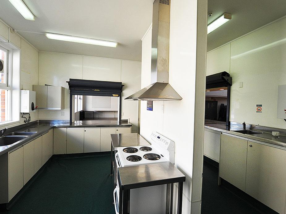 Panmure Community Hall Main Hall Kitchen 2