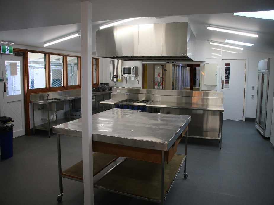 Te Puke o Tara Community Centre - Kitchen