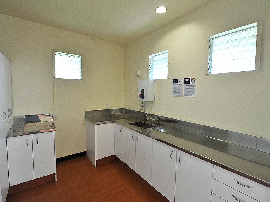 Outhwaite Hall Kitchen