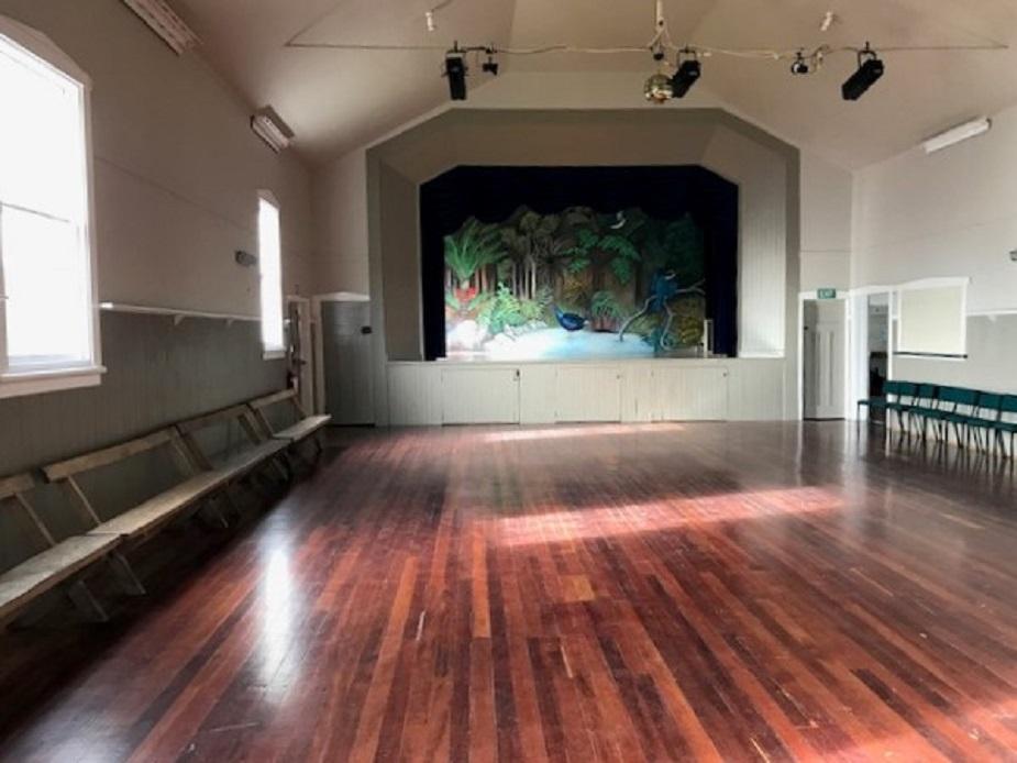 Ranfurly Hall