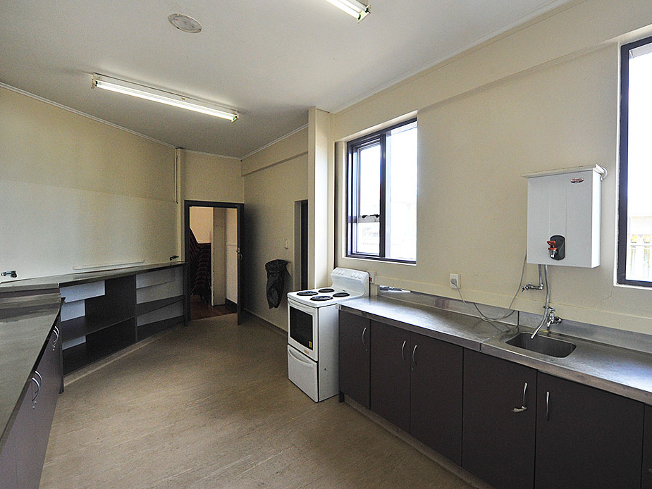 Mangere Central Community Hall Kitchen