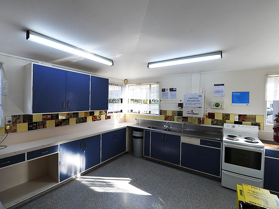 Ōrākei Community Centre - Kitchen