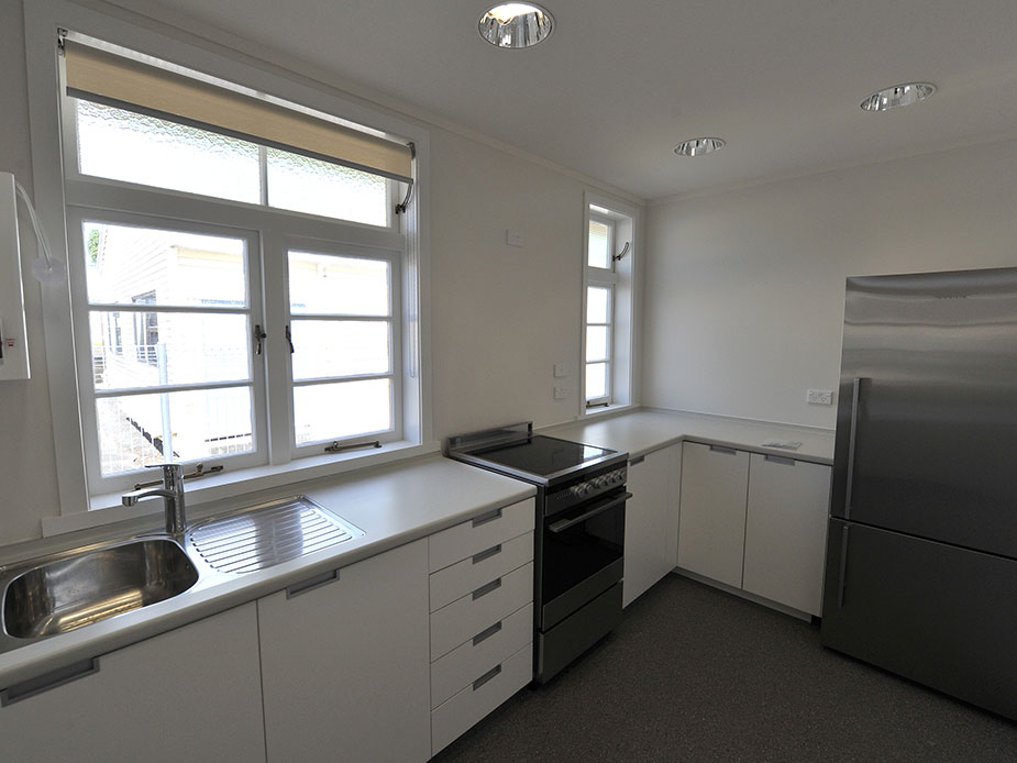 Fort Takapuna - The Barracks - A12 -  Kitchen