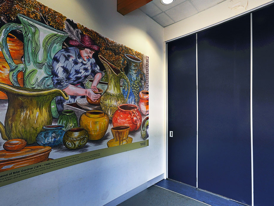 New Lynn Community Centre Meeting Room 2 Interior