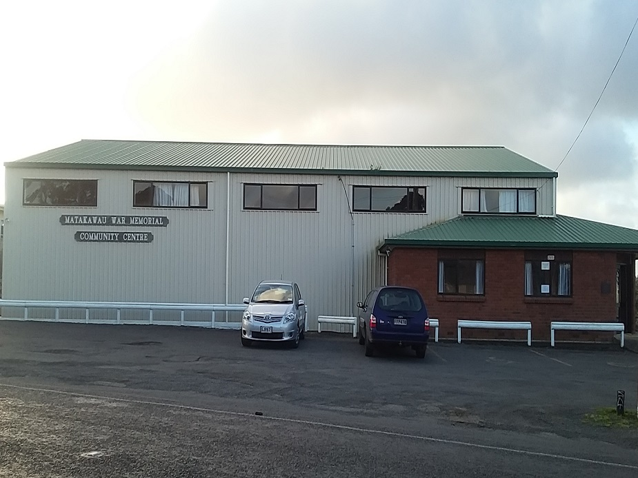 Matakawau War Memorial Community Centre