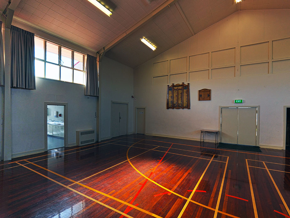 Clevedon Community Hall Interior 2