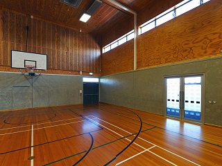 Roskill Youth Zone - Gymnasium