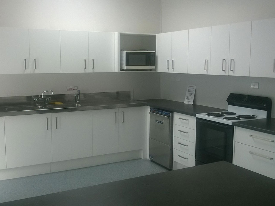 Orewa Community Centre Kitchen