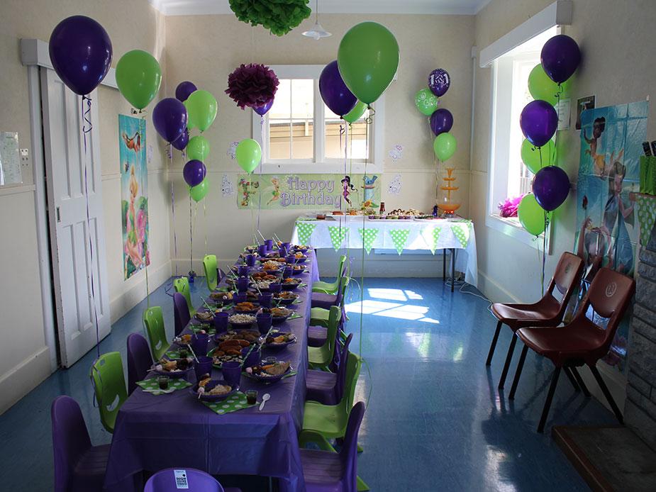 Clover Park Community House Elsmore Room