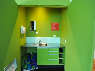 Te Atatu Peninsula Community Centre Kuaka Godwit Room Kitchen
