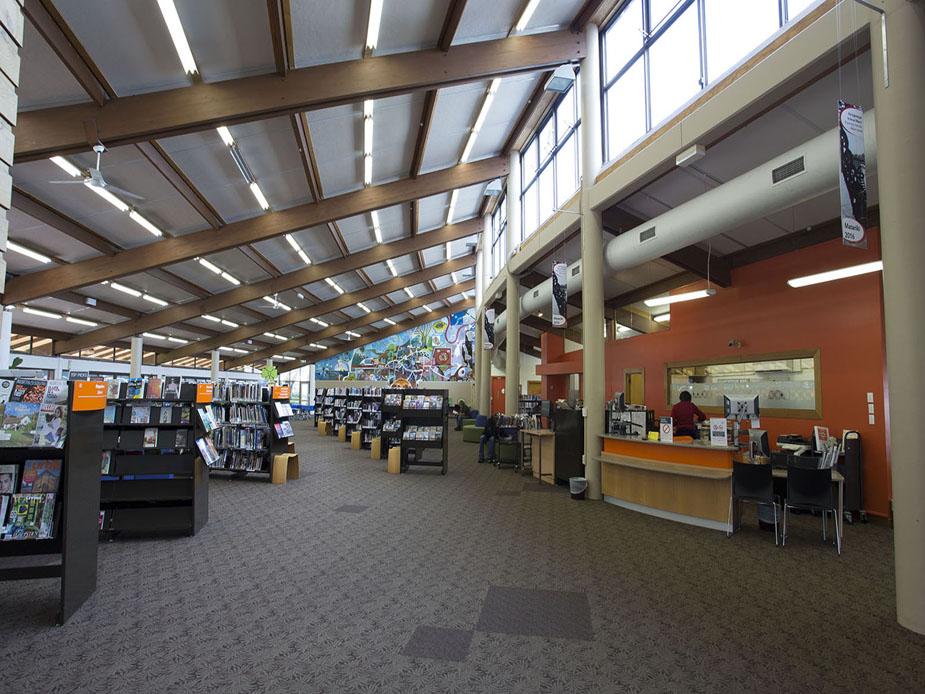 Manurewa Library General