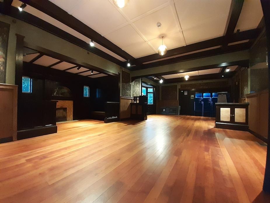 Whare Koa Māngere Community House - Heritage Lounge