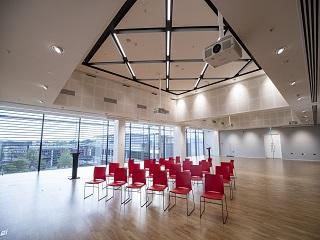 Kōkiri Ngātahi (combined auditoriums)