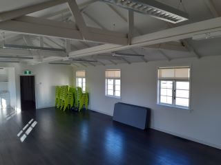 Fort Takapuna - The Barracks - A12, Room 2 - Interior 1