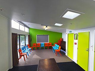 Orakei Community Centre Community Room Interior