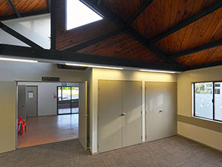 Athol Syms Hall Main Hall Interior
