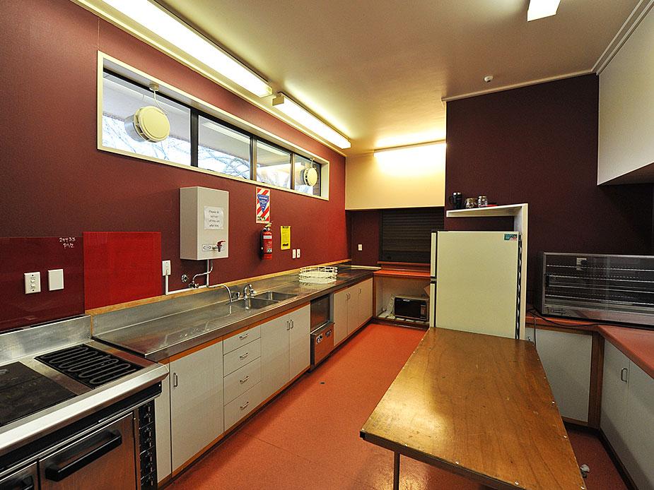 Waiuku Community Hall Kitchen