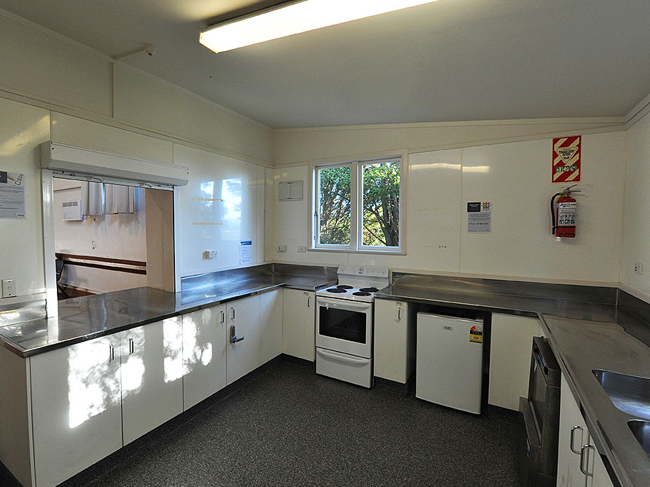 Grey Lynn Library Hall Kitchen