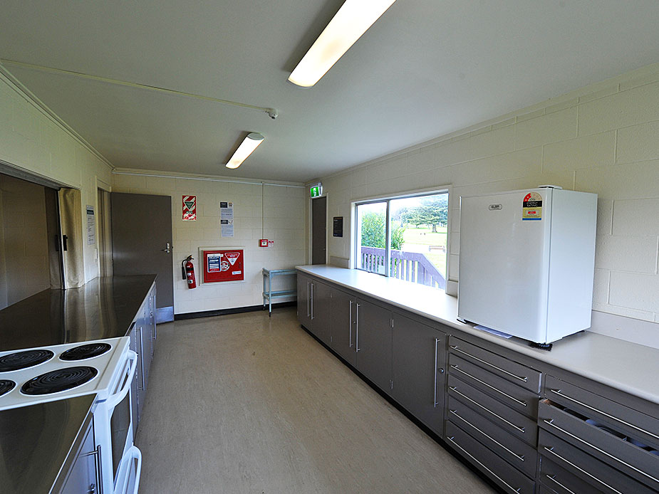 Mt Albert Senior Citizens Hall Kitchen