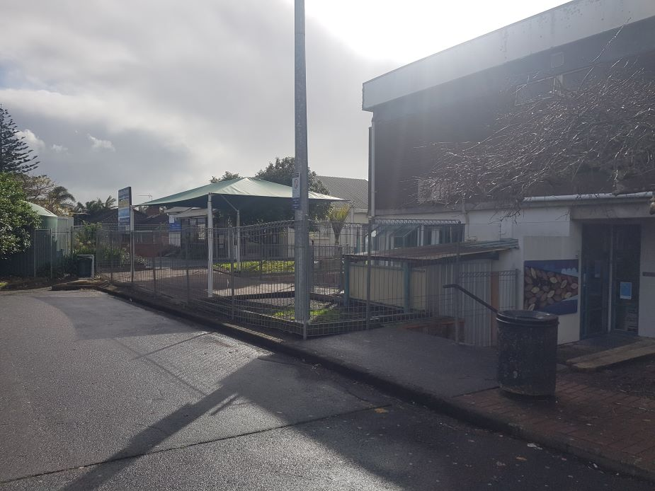 Otahuhu Town Hall Community Centre - external