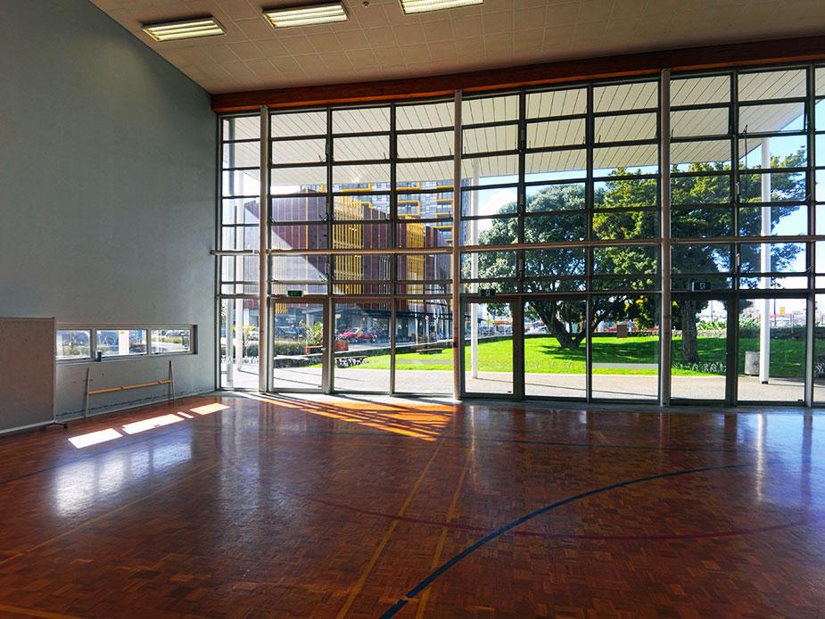 New Lynn Community Centre Active Recreation Hall