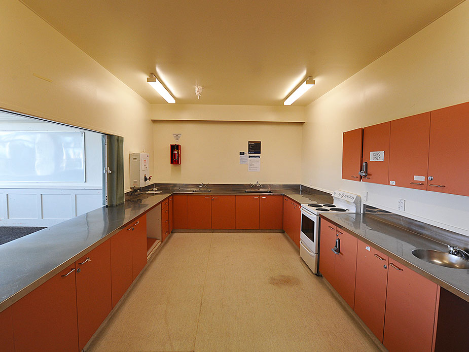 Mt Eden War Memorial Main Hall Kitchen