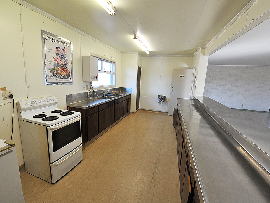 Smiths Avenue Community Hall Kitchen 2