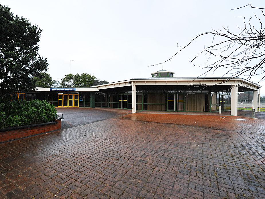 Western Springs Garden Community Hall Exterior 3