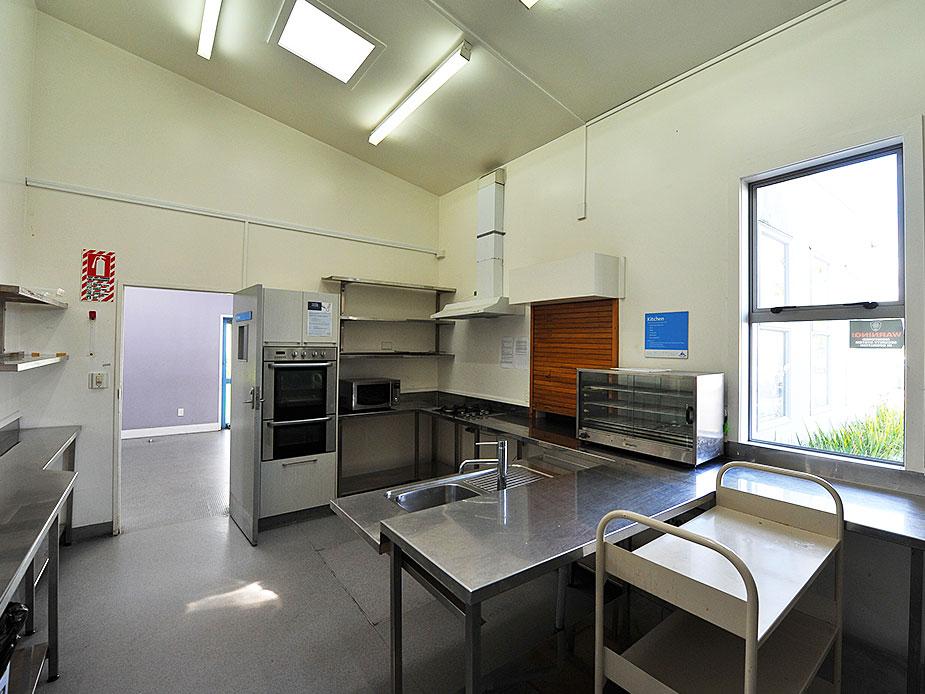 Avondale Community Centre Kitchen