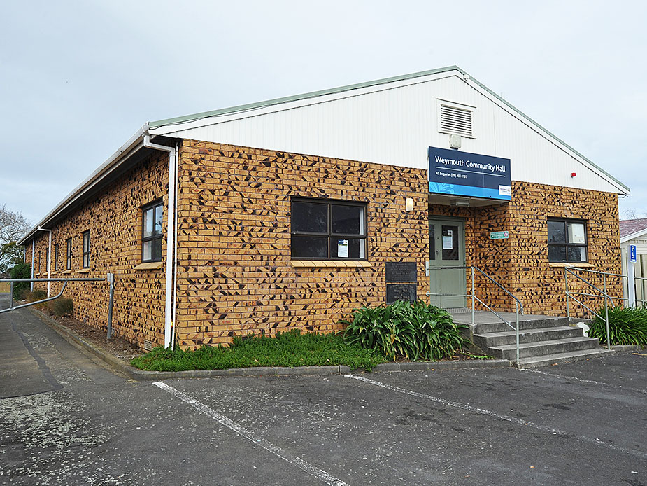 Weymouth Community Hall Exterior 2