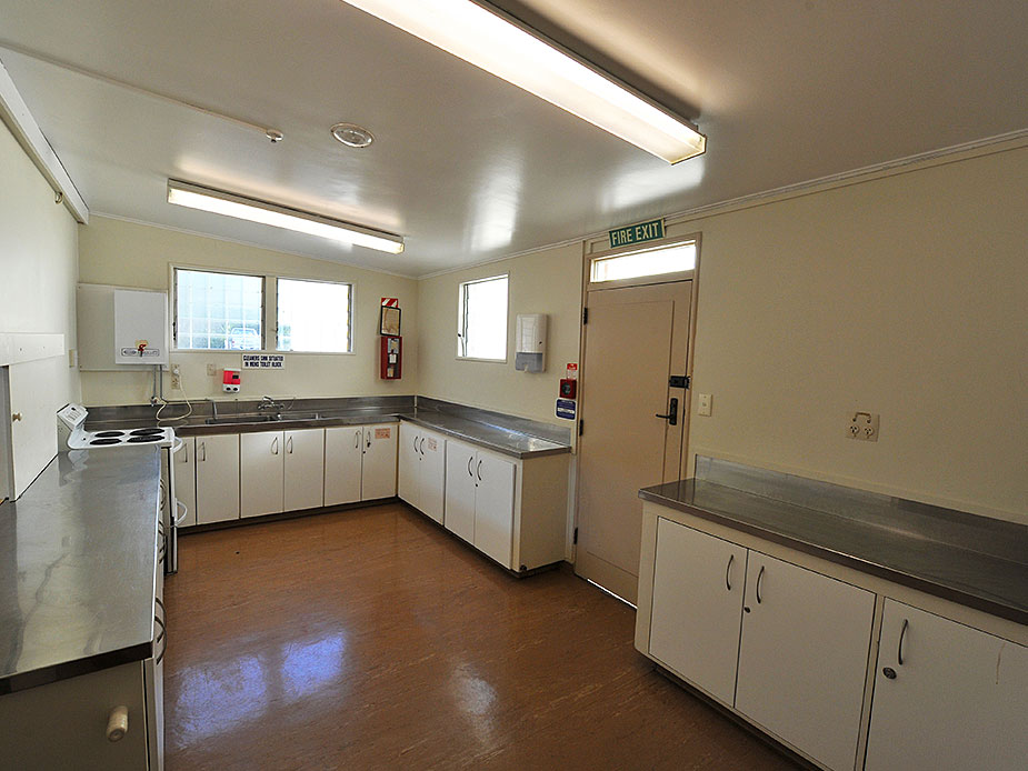 Bucklands and Eastern Beaches Memorial Hall Kitchen