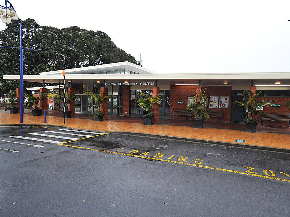 Orewa Community Centre Exterior 2