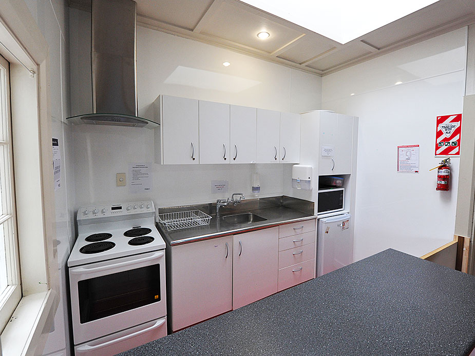 Sandringham Community Centre Kitchen