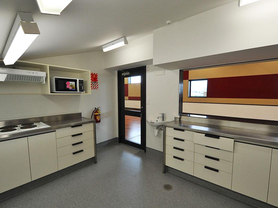 Massey Park Grandstand Kitchen 2