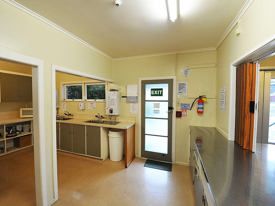 Nixon Park Community Hall Kitchen 2