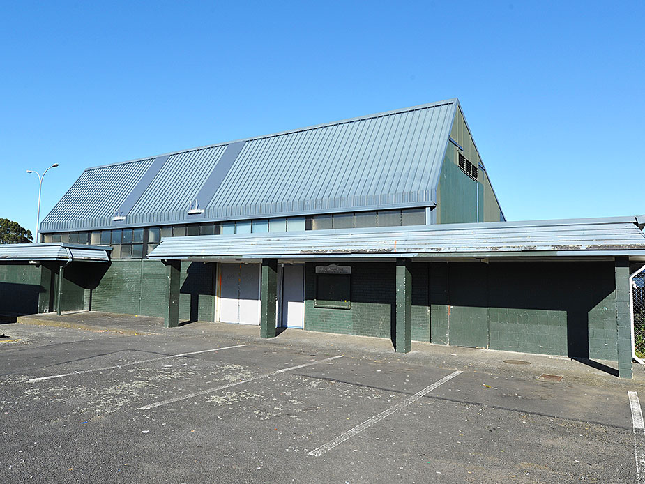 East Tamaki Community Hall Exterior