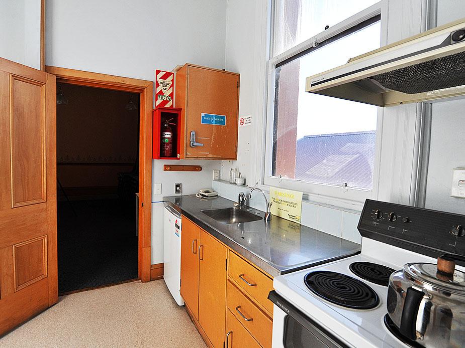 Leys Institute Hall Kitchen