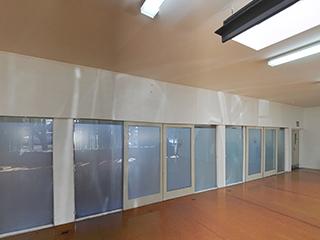 Panmure Community Hall Annex Room Interior