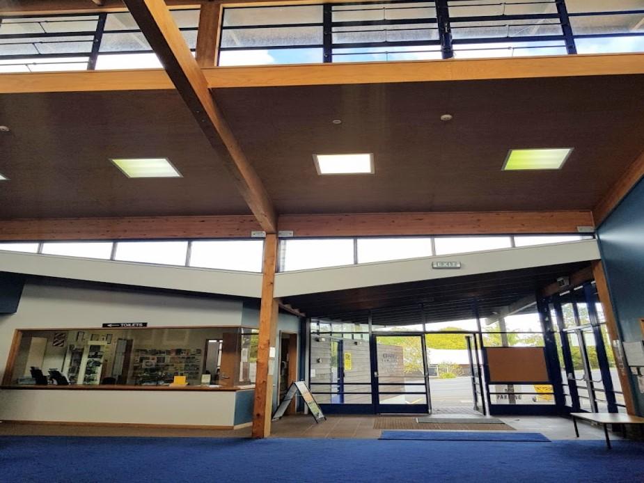 WDCC Main foyer
