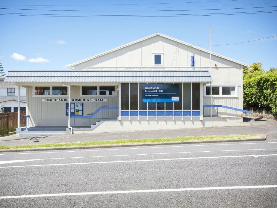 Beachlands Memorial Hall