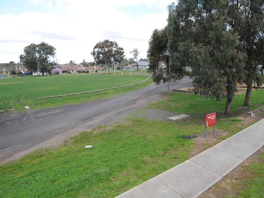 Allingham Street Junior Oval