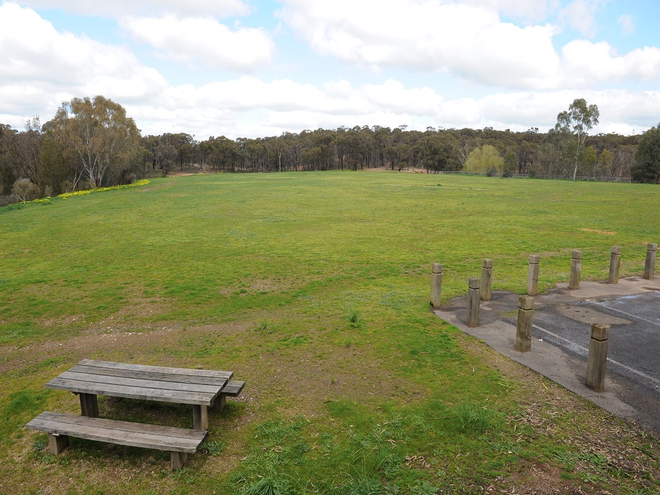 Crusoe Heights Reserve Oval