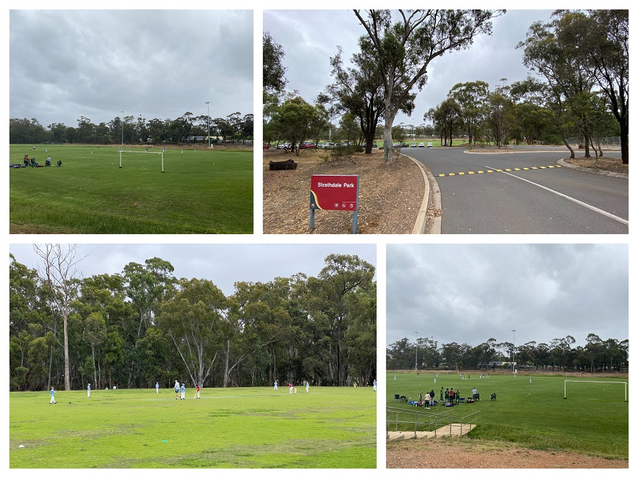 Strathdale Park Sports Grounds